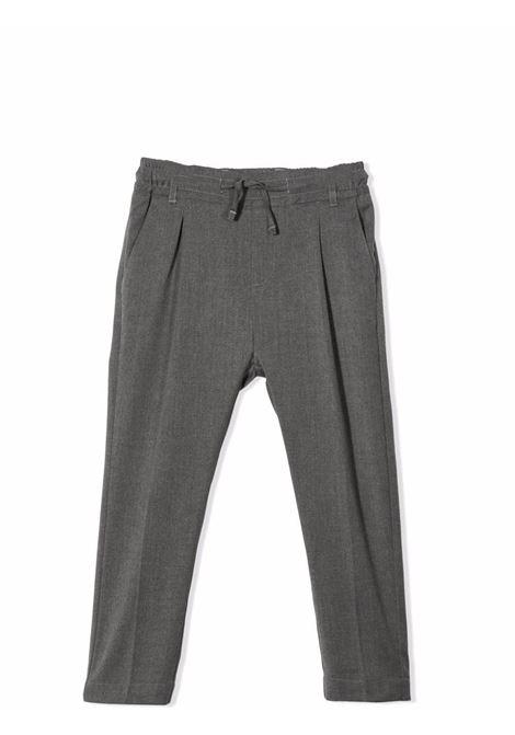 Drawstring trousers PAOLO PECORA KIDS | PP284501