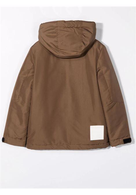 Hooded coat PAOLO PECORA KIDS | PP285405