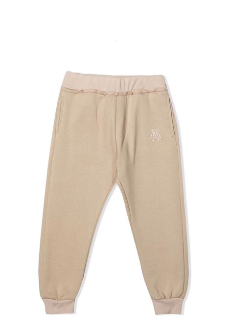 Sports trousers with embroidery PAOLO PECORA KIDS | PP286701