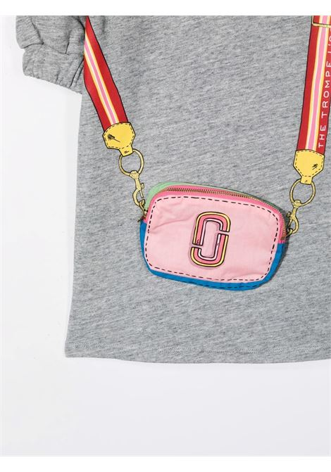 Dress with balloon sleeves THE MARC JACOBS KIDS | W12394A35