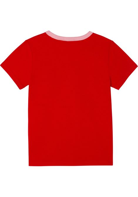 T-shirt con stampa THE MARC JACOBS KIDS   W1558197E