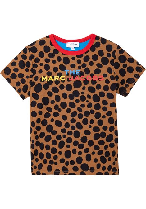 T-shirt a pois THE MARC JACOBS KIDS   W15591300