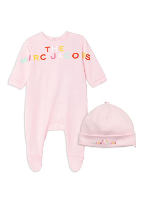 Jumpsuit with print THE MARC JACOBS KIDS | W98133475