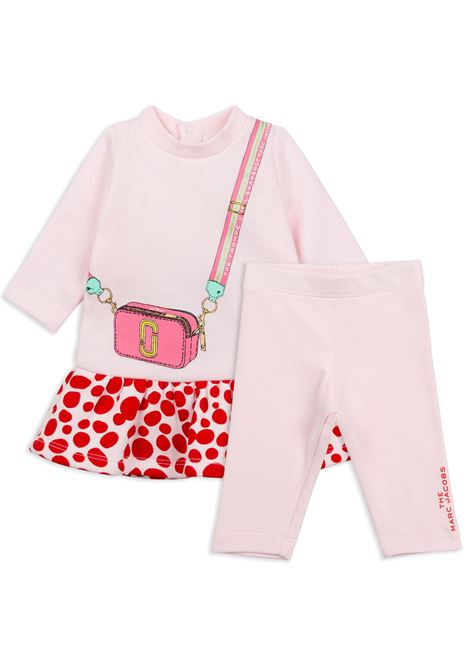 Sports suit with print THE MARC JACOBS KIDS | W98136475