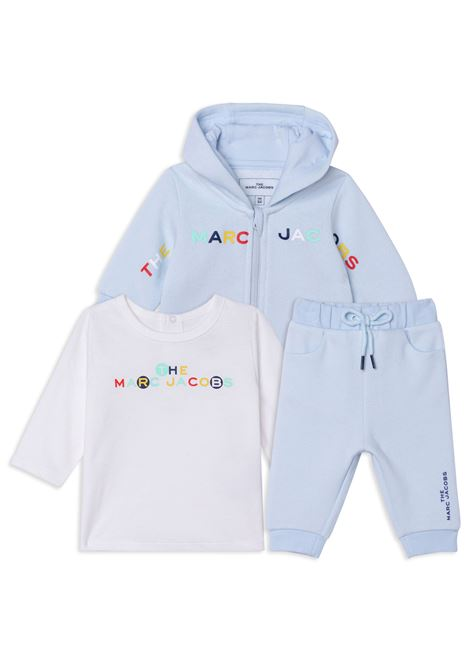 Tracksuit set with print THE MARC JACOBS KIDS | W98137791
