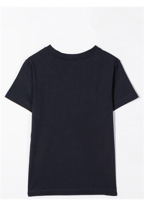 T-shirt con stampa BALMAIN KIDS | 6M8701 MX030T930BC