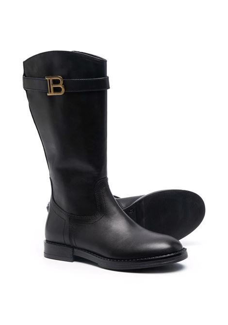 Knee boots BALMAIN KIDS | 6P0106 Y0023930