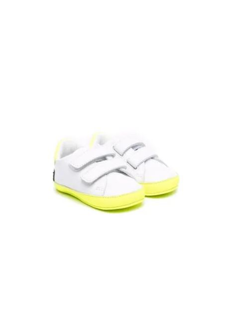 Baby sneakers with tear BALMAIN KIDS | 6P0A06 Y0013100GL