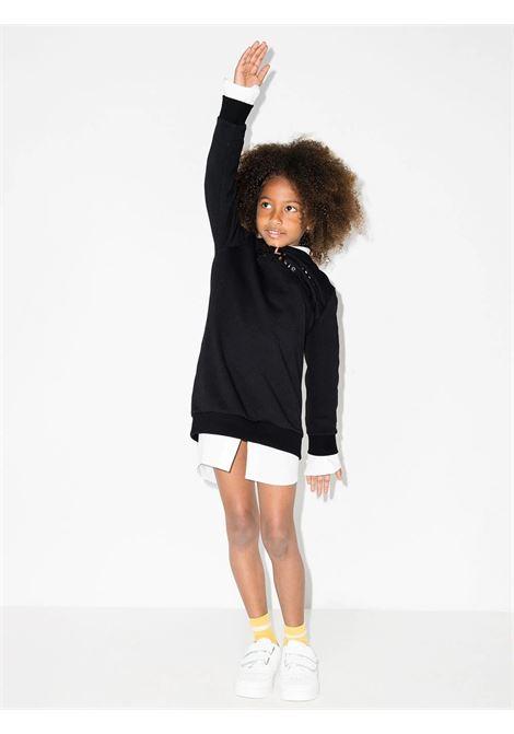 Dress with print BALMAIN KIDS | 6P1210 F0015930