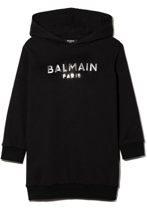Dress with print BALMAIN KIDS | 6P1210 F0015T930