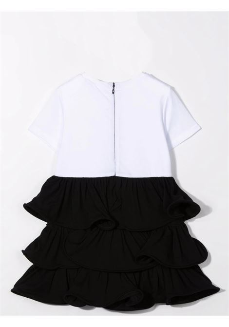 Dress with sequins BALMAIN KIDS | 6P1861 J0006100NE