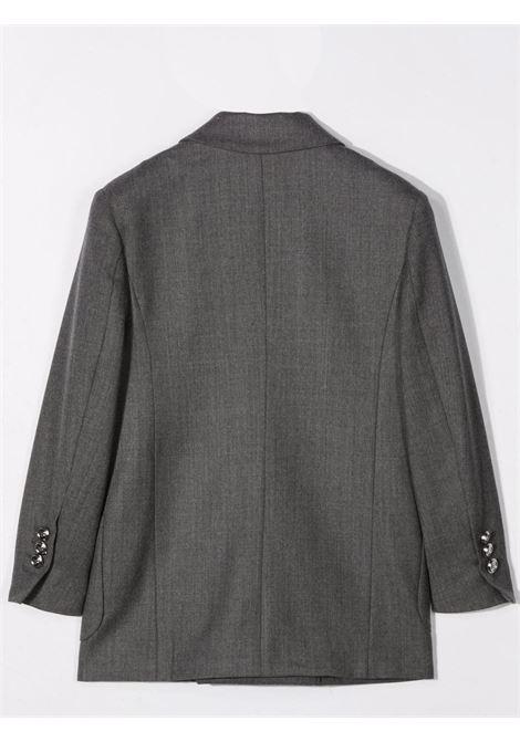 Double-breasted blazer BALMAIN KIDS | 6P2517 I0008912