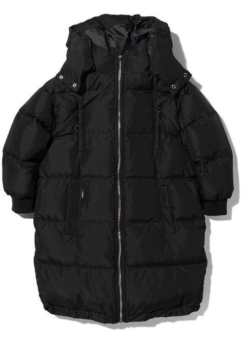 Down jacket with print BALMAIN KIDS   6P2690 N0041930