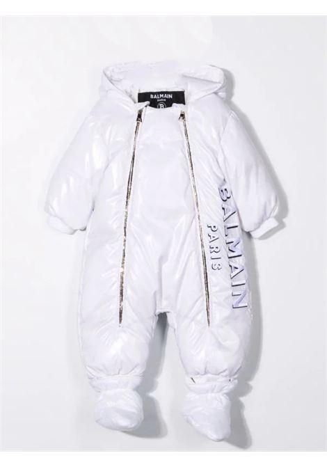 Spacesuit body with hood BALMAIN KIDS | 6P2800 N0007100