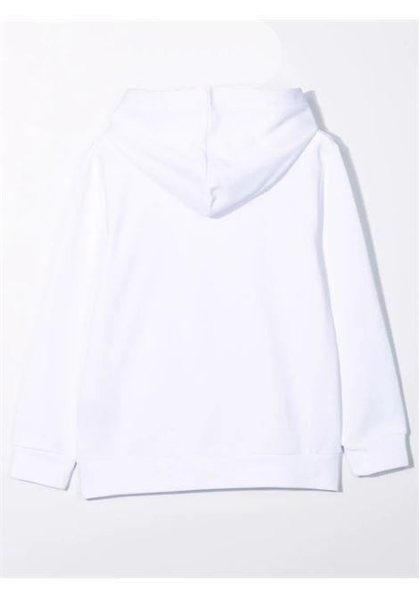 Sweatshirt with print BALMAIN KIDS | 6P4540 Z0002100RS