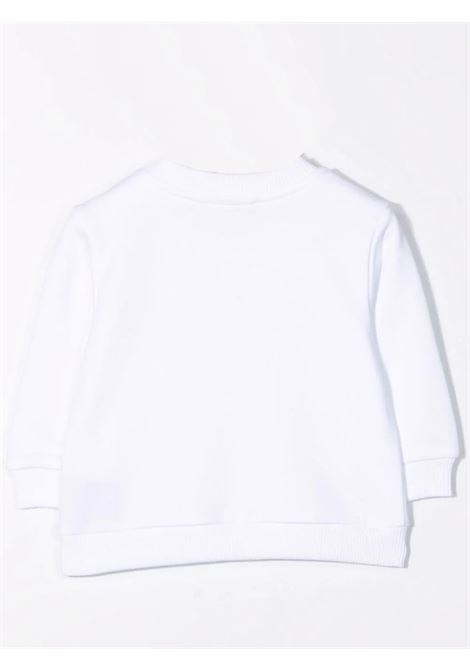 Sweatshirt with print BALMAIN KIDS | 6P4A10 Z0002100GL
