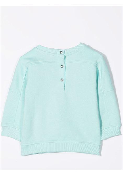 Sweatshirt with embossed logo BALMAIN KIDS | 6P4A80 Z0001630