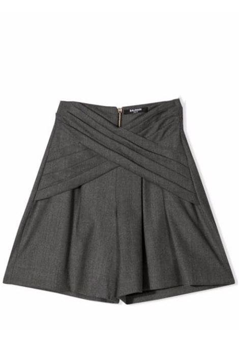 Crossover design shorts BALMAIN KIDS | 6P6089 I0008912