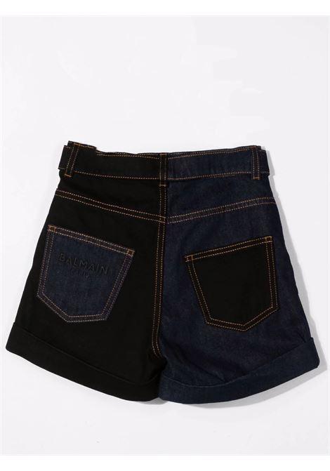 Shorts with buckle BALMAIN KIDS | 6P6189 D0014T620NE