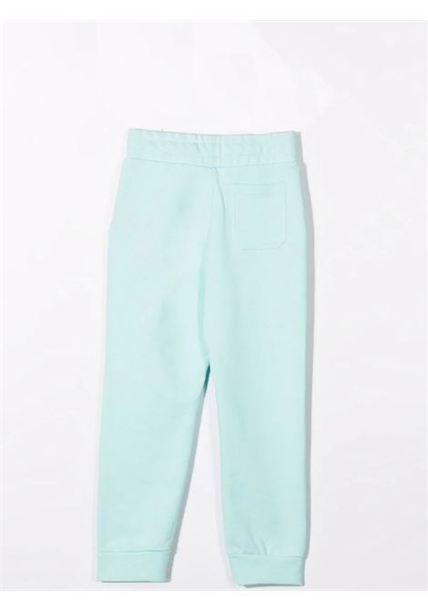 Sports trousers with print BALMAIN KIDS | 6P6527 Z0001630