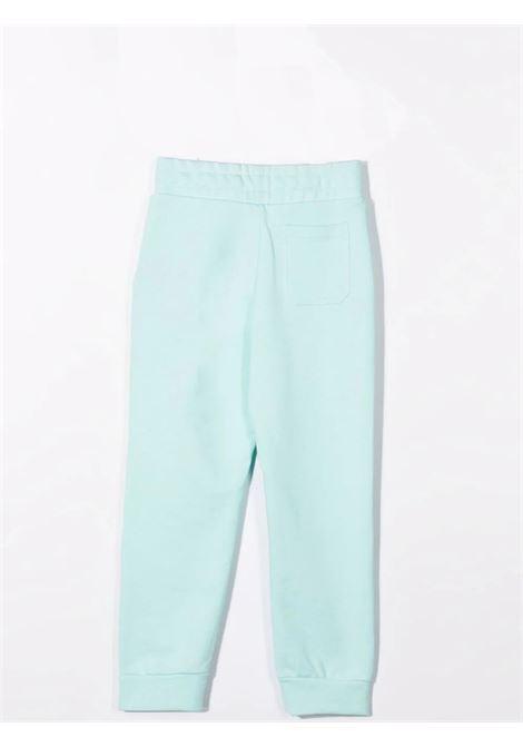 Sports trousers with print BALMAIN KIDS | 6P6527 Z0001T630