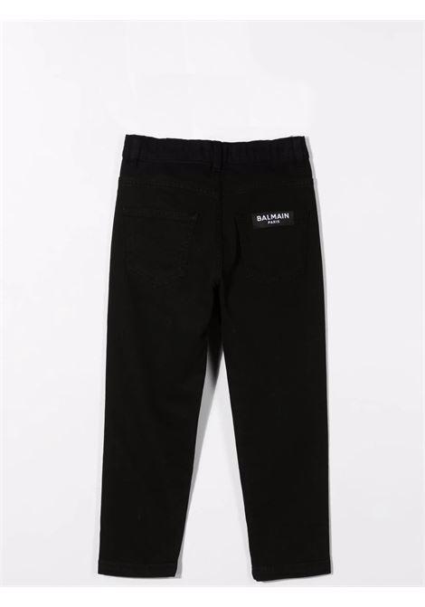Trousers with print BALMAIN KIDS | 6P6730 D0003T930