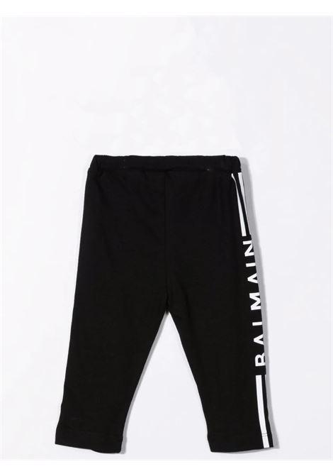 Leggings with print BALMAIN KIDS | 6P6830 J0006930