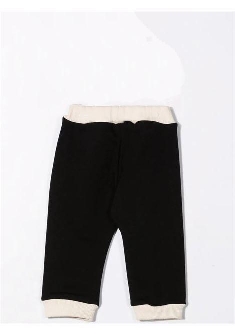 Sports trousers with print BALMAIN KIDS | 6P6B30 Z0001930BG