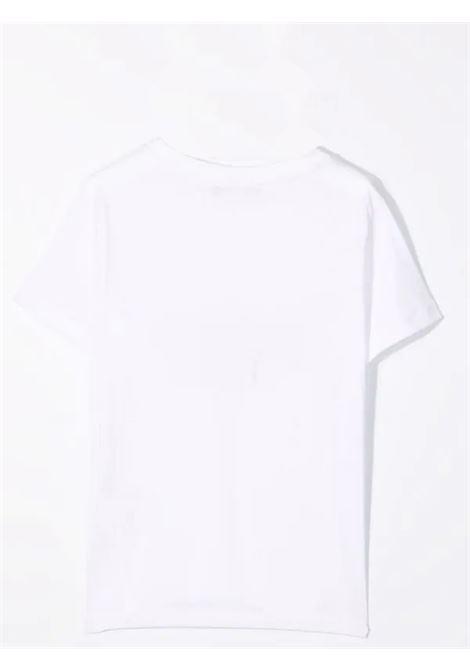 T-shirt with print BALMAIN KIDS | 6P8511 Z0003100