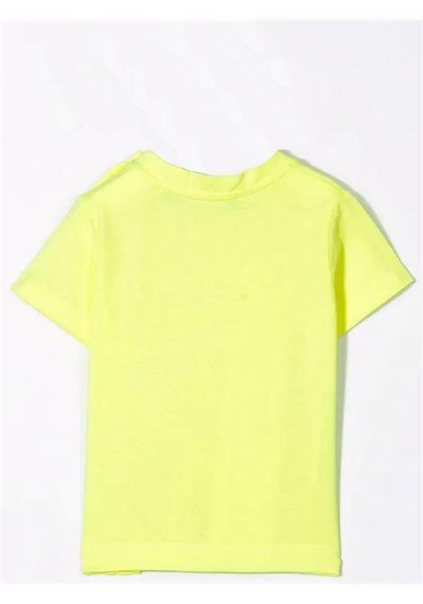T-shirt with print BALMAIN KIDS | 6P8A11 Z0003290BC