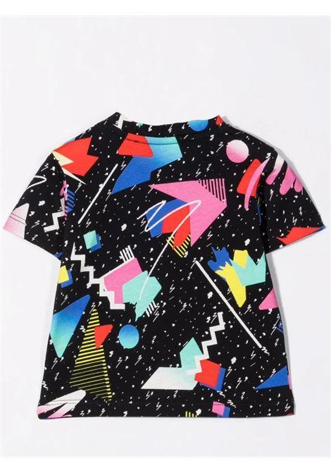 T-shirt with print BALMAIN KIDS | 6P8A21 Z0003930MC