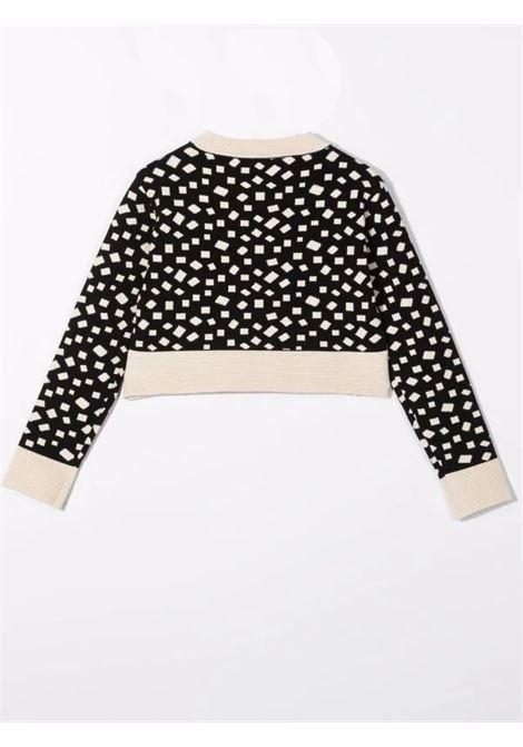 Sweatshirt with print BALMAIN KIDS | 6P9000 X0001930BG