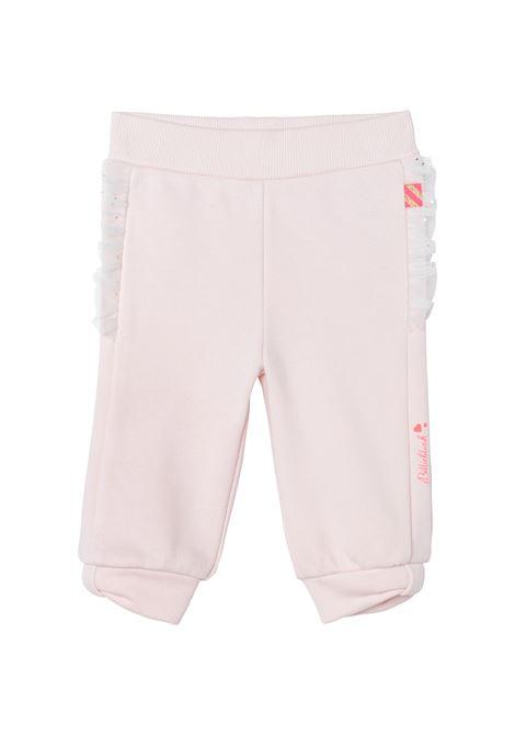 logo-print track pants BILLIEBLUSH KIDS | U0423845S