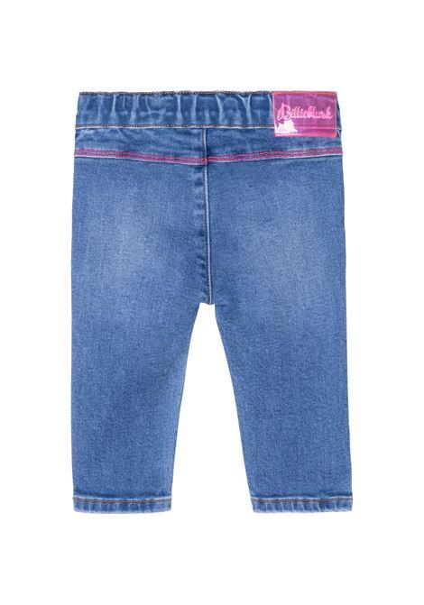 Jeans con motivo a cuore BILLIEBLUSH KIDS | U04242Z25
