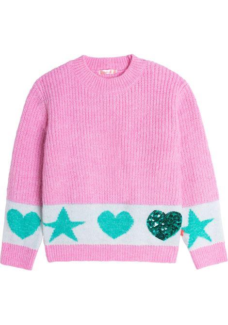 Sweater with application BILLIEBLUSH KIDS | U15906465