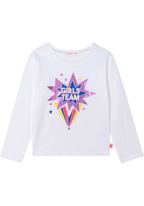 T-shirt with sequins BILLIEBLUSH KIDS | U15926121