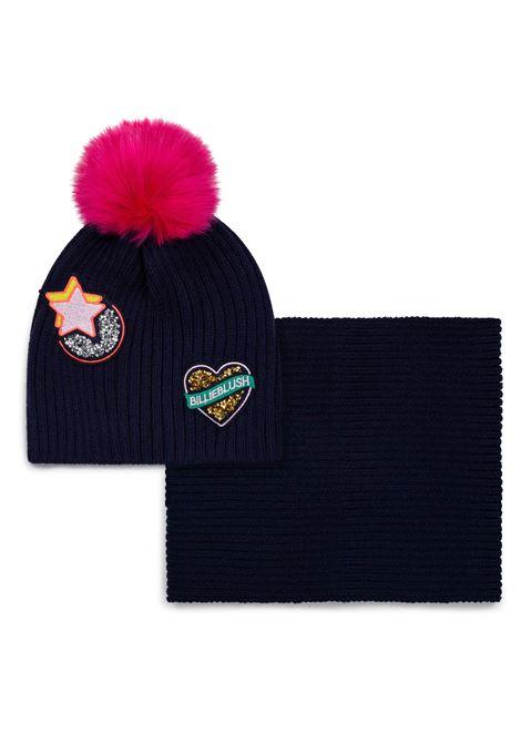 Ribbed hat and scarf set BILLIEBLUSH KIDS | U1812685T