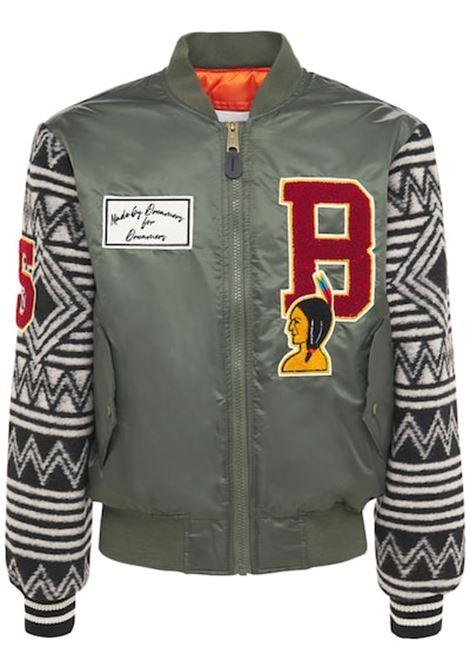 College jacket BLAST-OFF | NEKKAR-KID01