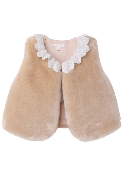 Vest with lace collar CHLOE' KIDS | C05387231