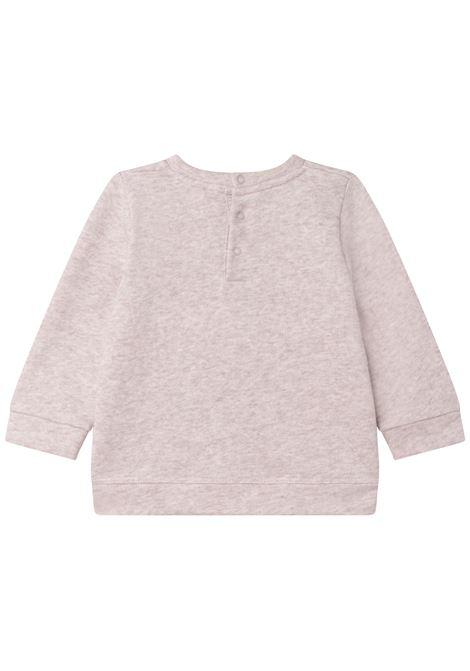 Sweater with glitter logo CHLOE' KIDS | C05389C08