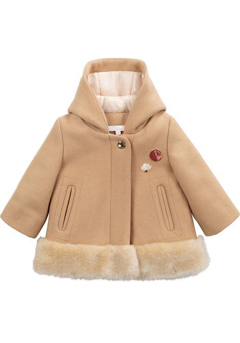 Cappotto con cappuccio CHLOE' KIDS | C06124231