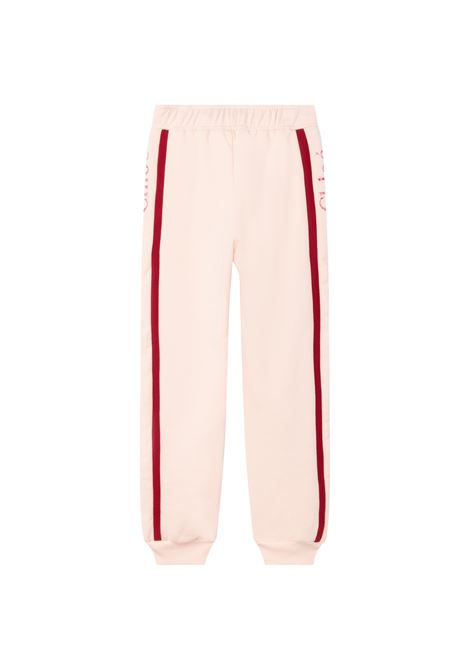 Pantaloni sportivi con banda laterale CHLOE' KIDS | C1467945F