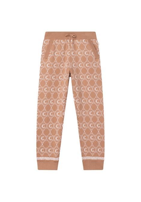 Pantaloni con motivo C jacquard CHLOE' KIDS | C14682231