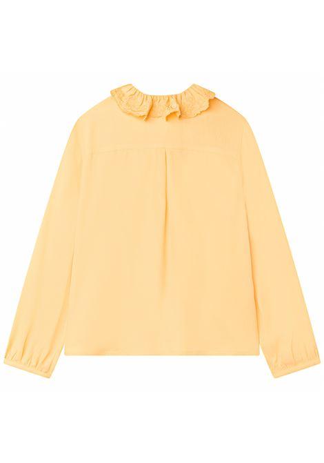 Shirt with collar CHLOE' KIDS | C15D02509