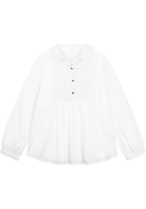 Blouse with embroidery CHLOE' KIDS | C15D03117