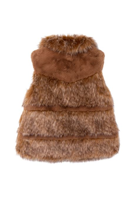 Sleeveless jacket CHLOE' KIDS | C15D04300