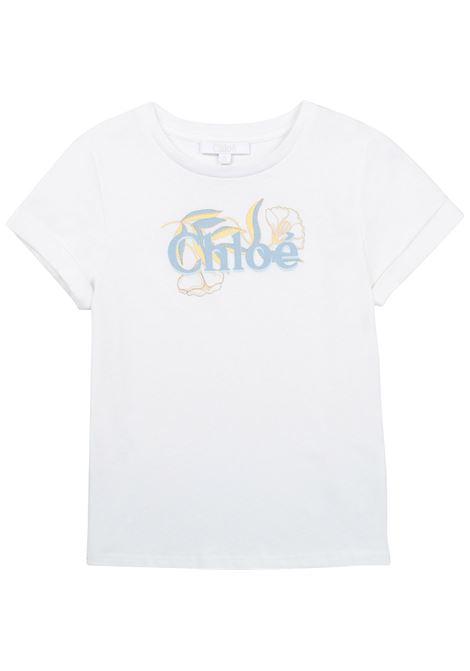T-shirt con stampa CHLOE' KIDS | C15D22808