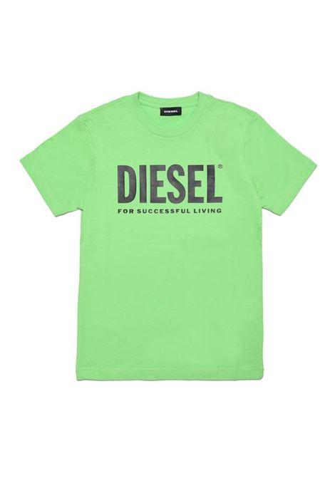 T-shirt with print DIESEL KIDS | 00J4P6 00YI9TK506