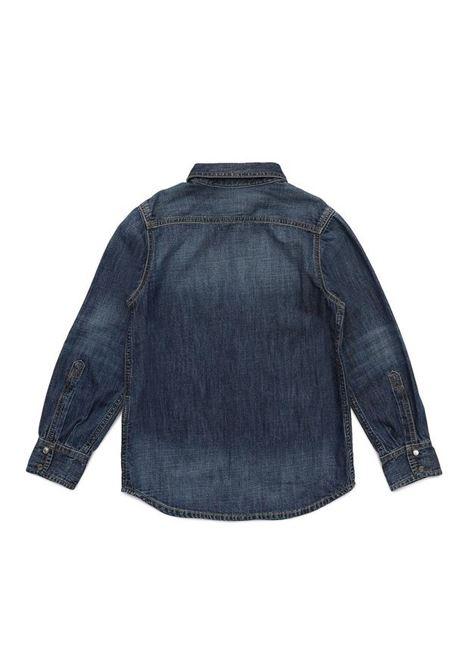 Denim shirt DIESEL KIDS | 00J4QN KXB3FK01