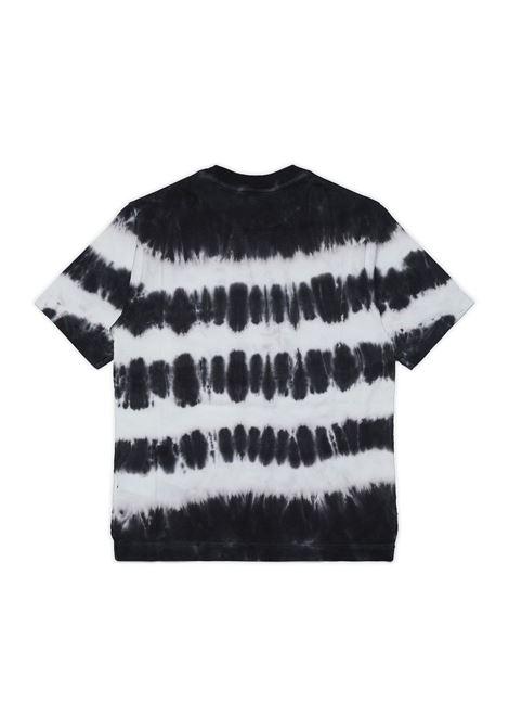 T-shirt with tie dye pattern DIESEL KIDS | J00246 0TBABK100